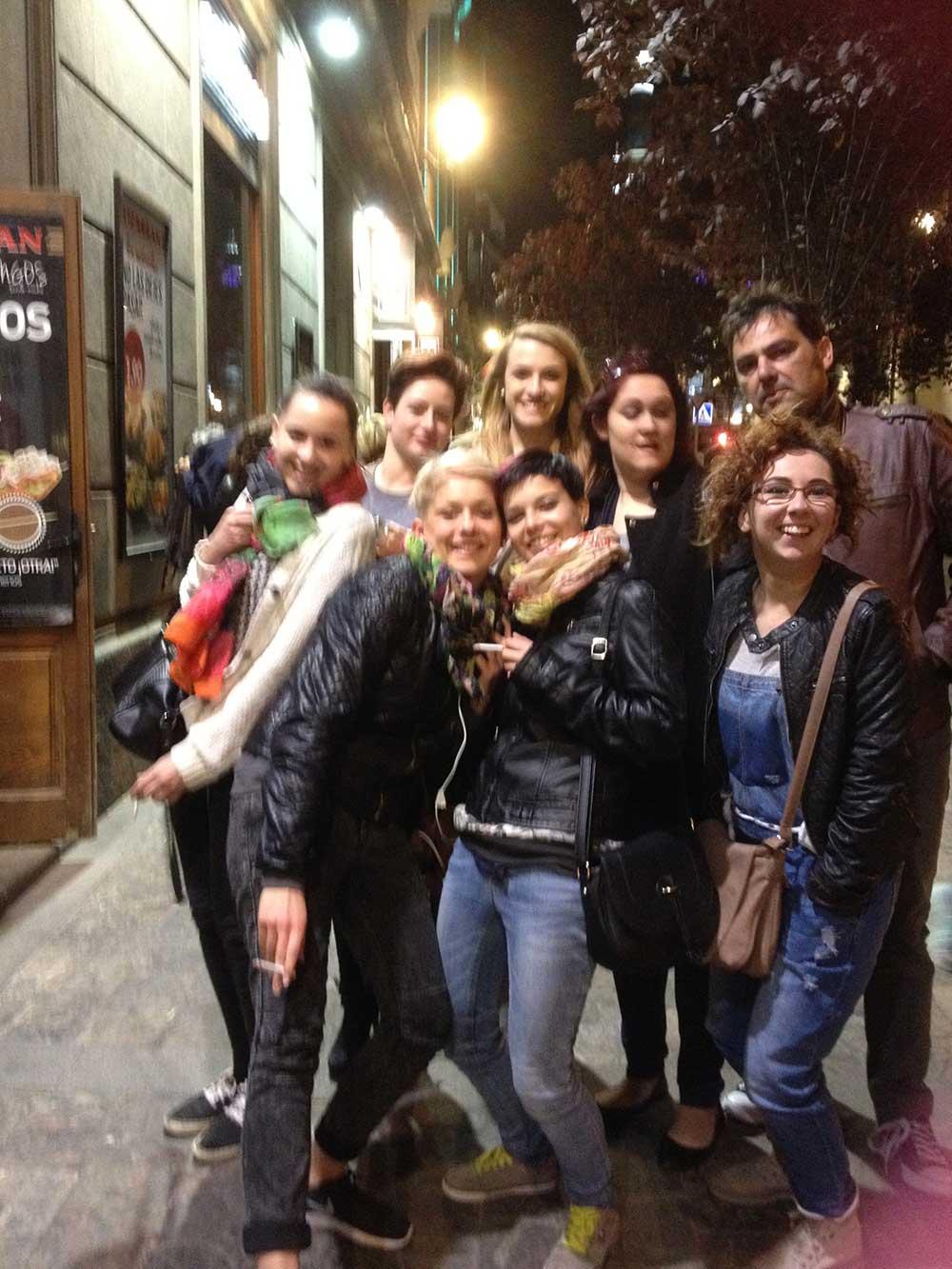 Une section Coiffure qui fait école à Madrid … | Lycée Aïzpurdi ...